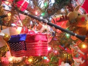 Clarinet and Ole' Glory