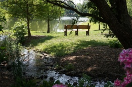 Babbling Brook at Drost Park