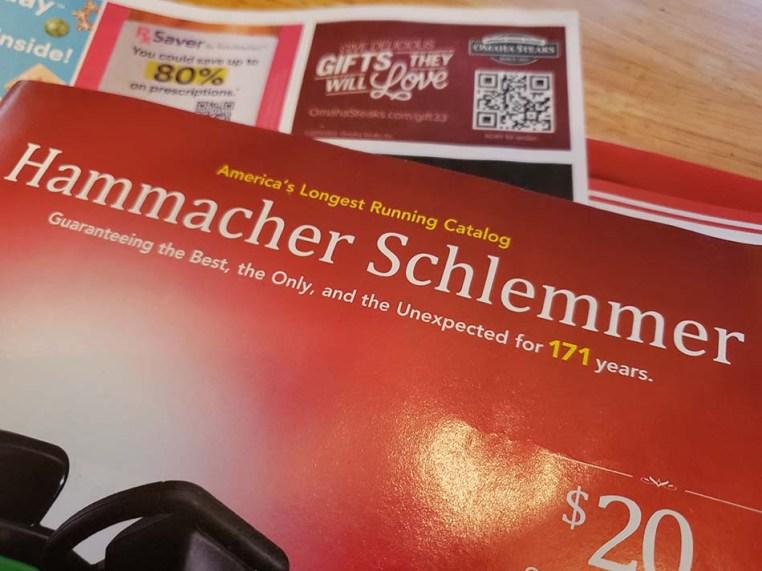 Hammacher Schlemmer_Tag Line